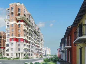 Архитектурные решения в стиле европейских городов